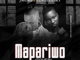 Jmore — Mapariwo Cover