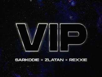 Sarkodie ft. Zlatan Rexxie — VIP